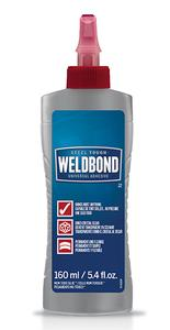 Weldbond Adhesive - 5.4 Oz