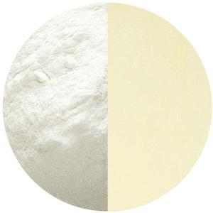 5 oz Cream Opal Powder Frit - 90 COE