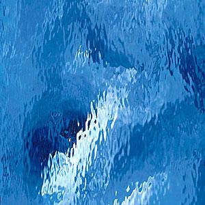 Spectrum Light Blue Waterglass