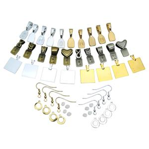 Jewelry Findings - 36 Piece Assortment
