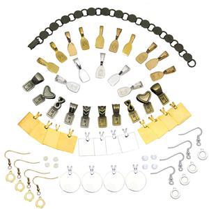 Jewelry Findings - 50 Piece Assortment