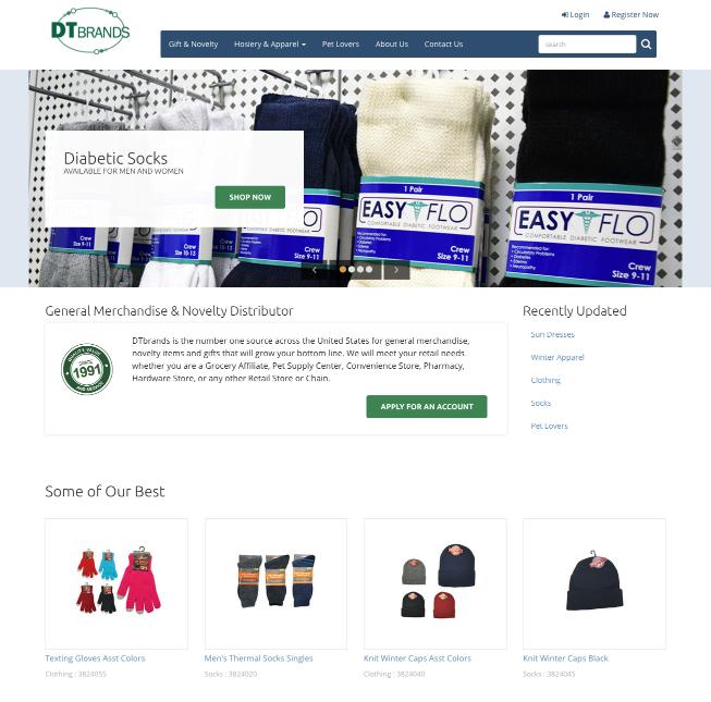 DT Brands
